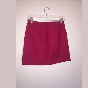 ✨ Ann Taylor LOFT Women's Skirt Fuchsia Pink